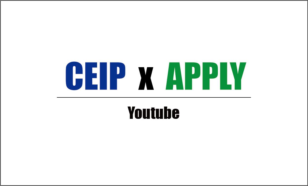 CEIP Apply Youtube 華人教育資訊平台